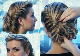 Easy Updo Hairstyles Step By Step by Updo Hairstyles Long Curly Hair Formal Wedding Hairstyles For Long