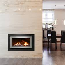 buy rinnai 950x gas log flame fire with logs or pebbles online