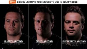 Short Lighting Lighting Faces 3 Professional Ways To Light Faces In Video