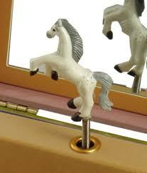 Childrens Music Boxes Fairy Horse Musical Treasure Box Magical Fairies Musical