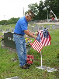 Pvc Pipe Flag Pole Vfw Places Flags At Cemeteries Bladenonline Com