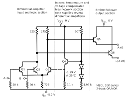 emitter coupled logic wikipedia