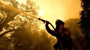 Wildfire California Video by The California Wildfires By The Staggering Numbers Q13 Fox News