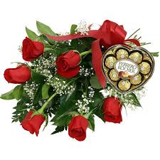 a dozen roses half a dozen roses with chocolates a toronto florist