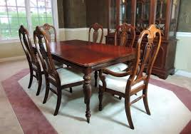 marvelous lexington cherry dining room set 41 about remodel dining