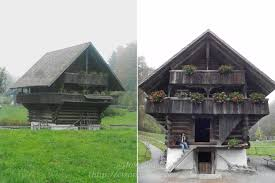 old swiss farmhouses just sharing