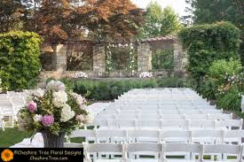 wedding arch nyc le chateau south salem new york and joe s wedding