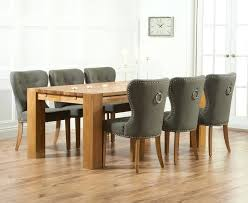 solid oak table with 6 chairs grey dining table and 6 chairs andreuorte com