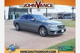 mercedes oklahoma city used mercedes s class for sale in oklahoma city ok edmunds