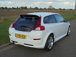 volvo hatchback used white volvo c30 for sale cambridgeshire