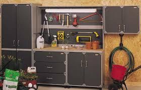 Sterilite Storage Cabinet Garage Storage Solutions