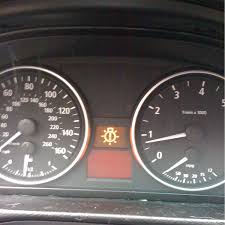 bmw 3 series warning lights what is this warning light