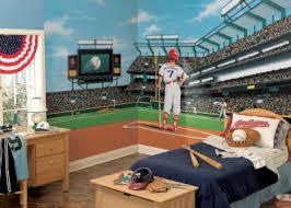 sports murals for bedrooms sports wall murals bedroom littleman pinterest wall murals