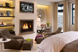 fireplace for bedroom 45 bedrooms with fireplaces make winter a lovely season bedroom