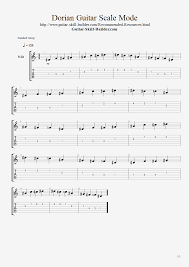guitar modes all 7 complete modes for guitar