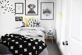 Pink Black U0026 White Teen by Bedroom Fancy White Bedroom With Color Accents Black And Ideas