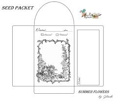 blank seed packets blank seed packet template with seed envelope packets seed packets