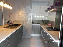 plan de travail cuisine gris cuisine grise plan de travail bois maison et blanc newsindo co