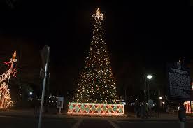 plantation baptist church christmas lights downtown ocala holiday lights all around town ocala pinterest