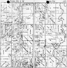 Plat Maps by Index To Plat Maps Of Longwood Township Clark Co Wis