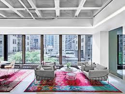 Chicago Interior Design New Iida Headquarters By Gensler Thinks Big Chicago Scale