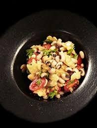 cuisine portugaise morue salade de haricots a la morue cuisine portugaise