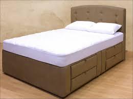 Upholstered Bed Frame Full Bedroom Awesome King Platform Bed With Storage Upholstered
