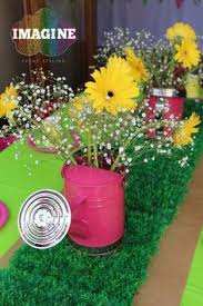 diy peppa pig centerpieces less than 10 peppa party pinterest