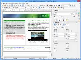 Open Office Spreadsheet Openoffice 4 1 2 Latest Verson Free Downlad