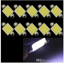 Led Light For Car Interior 31mm 3w Led Cob Car Interior Festoon Led Dome Light Lamp Bulb 31mm