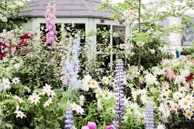 the annual chelsea flower show in london the wanderblogger