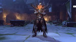 the spirit of halloween halloween age gaming lin kyaw overwatch misc halloween fan skins