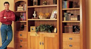 Plans Wood Bookcase by 33 Wood Bookcase Building Plans This Bookshelf Plan Includes