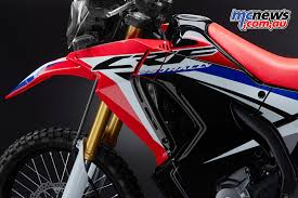 honda motocross gear honda crf 250 rally 7299 due march 2017 mcnews com au