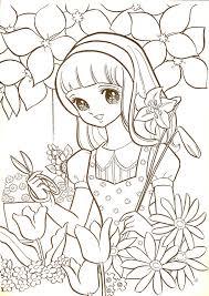 aeromachia shojo manga no memory hi this is few coloring