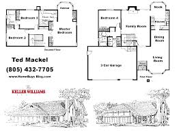 two story ranch house floor plans