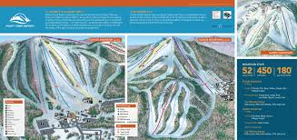 Park City Utah Trail Map by Shanty Creek Resorts U2013 Schuss Mountain Trail Map