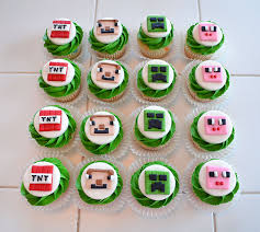 minecraft cupcakes minecraft cupcakes ralph co confections