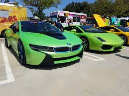 Bmw I8 Green - bmw i8 vs lamborghini gallardo drivetribe