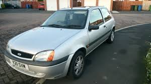 ford fiesta hatchback 3 doors 1 3 petrol manual 89000 miles 2001