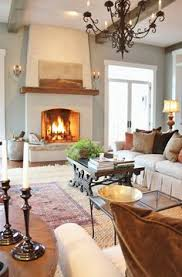 painted stone fireplace benjamin moore cloud white white paint