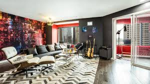 Hi Tech House Luxury Hotels Offer Musicians Professional Studios With Hi Tech