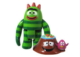 roy u0027s toys yo gabba gabba brobee action figure accessory