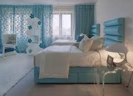 chambre ado fille bleu chambre enfant chambre ado fille idée originale linge lit