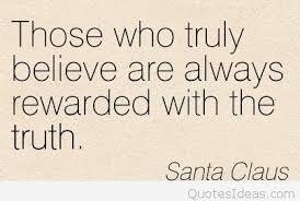 santa quotes