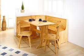 table et banc de cuisine coin repas en pin massif naturel montana coin repas cuisine
