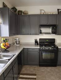 grey kitchen ideas kitchen grey kitchen cabinets ideas with black liances gold