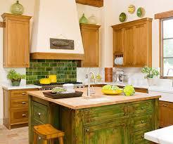 green tile kitchen backsplash green tiles in kitchen backsplashes smith design