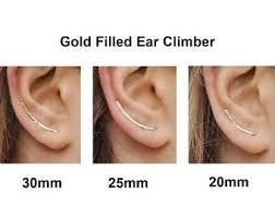 ear climber earrings ear climber earrings etsy