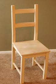 Simple Chair Then She Made My Chairs